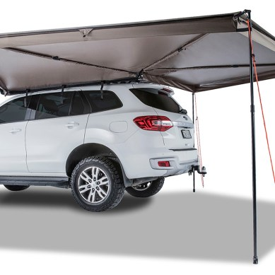 Rhino-Rack Releases Batwing Awning – 270 Degrees of Shade
