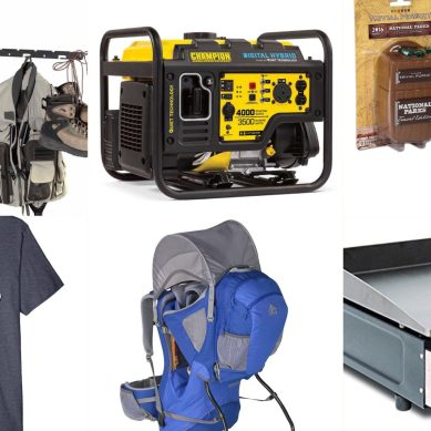 Spring 2018 RV and Camping Gear Guide