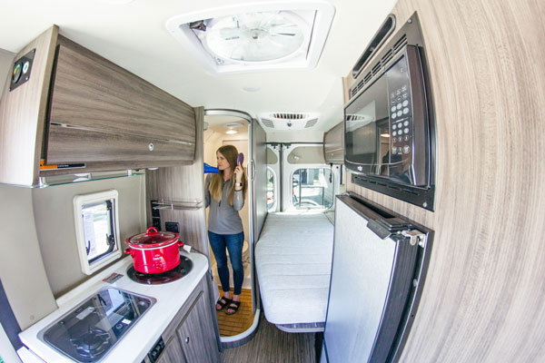 Winnebago Partners with Volta for Electric Vehicle-Grade Power