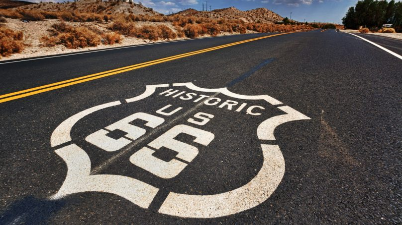 Episode 45 — Get Your Kicks on Route 66