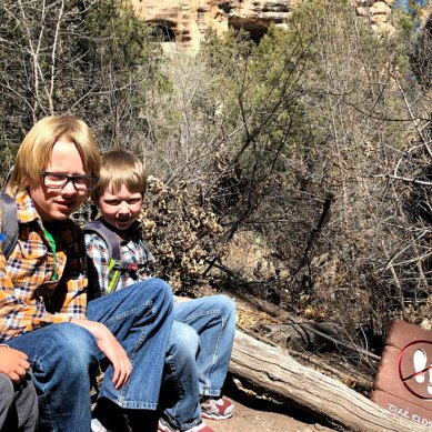 Episode 52 — Hiking with Kids and RV Batteries