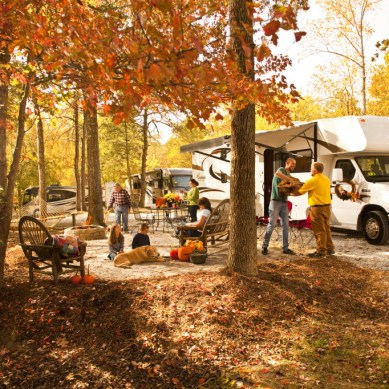 What will the campground of the future look like?