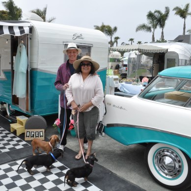 Nation's Largest Vintage Trailer Rally Hits Pismo Beach This Weekend