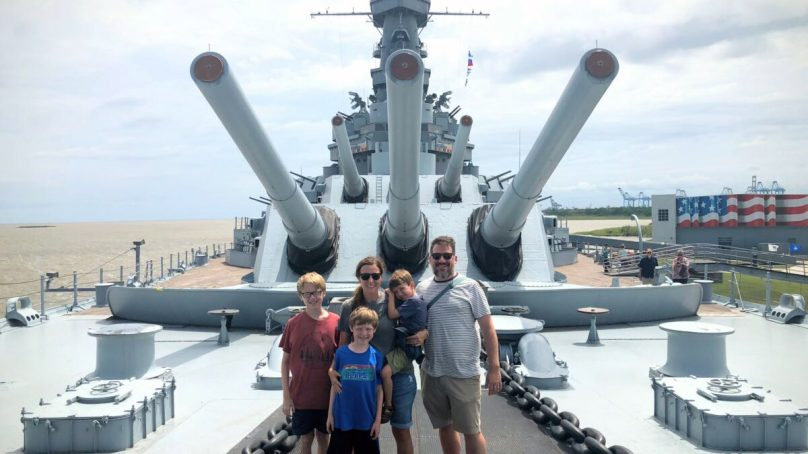Episode 98 | Battleships, Historic Homes, and Mardis Gras in Mobile, Alabama