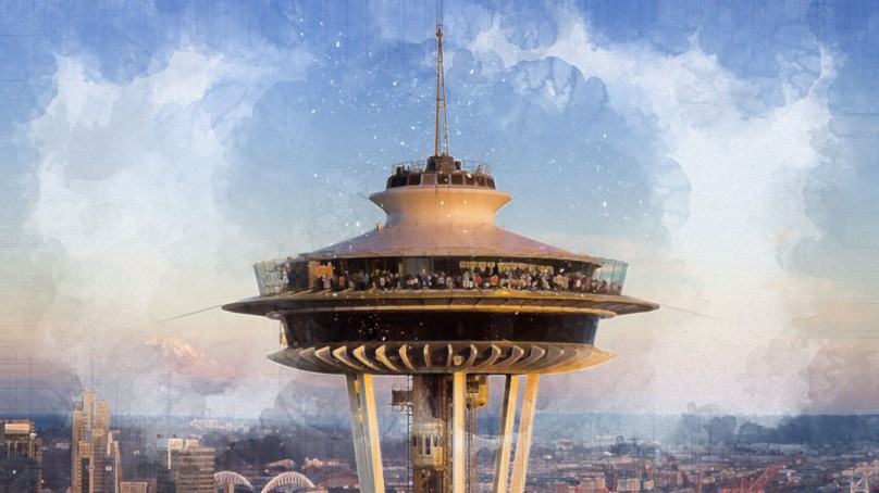 See America | The Space Needle
