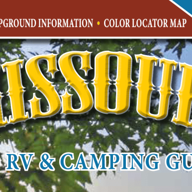 Missouri Parks Release 2020 Camping Guide