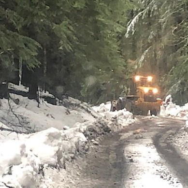 Mount Rainier Closed Indefinitely Due to Mudslides and Flooding
