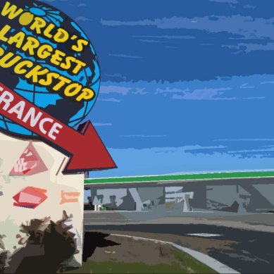 See America | The World's Largest Truck Stop