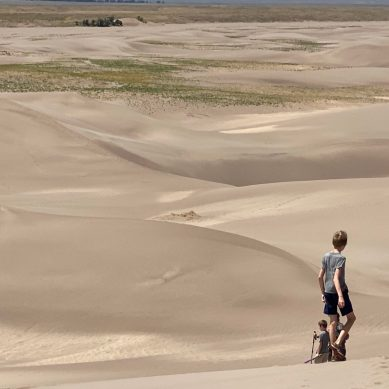 Episode 156 | Great Sand Dunes National Park, Storing Your Rig