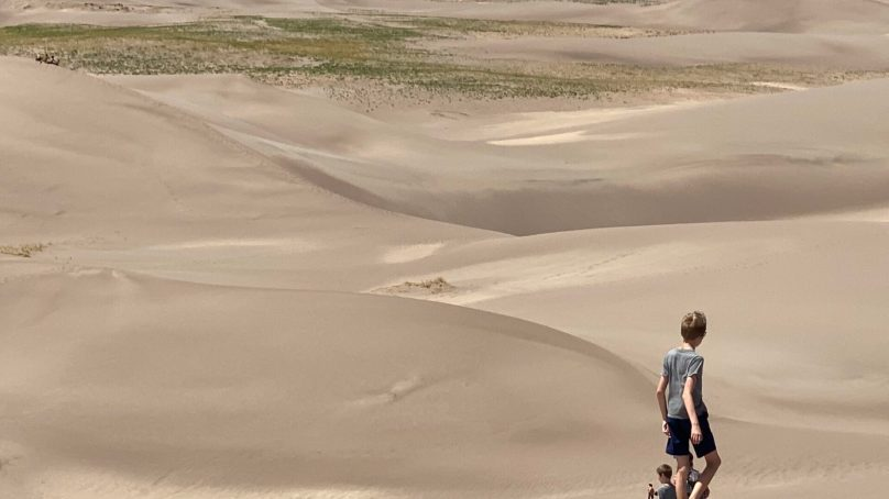 Episode 156 | Great Sand Dunes National Park, Storing Your Rig