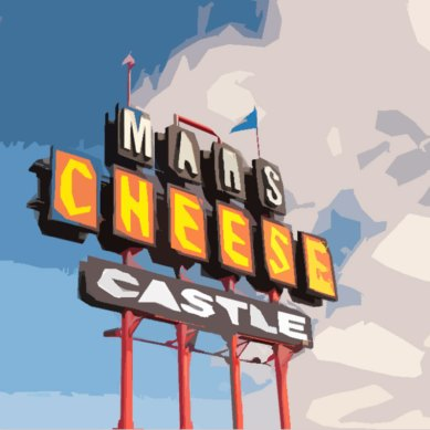 See America | Mars Cheese Castle
