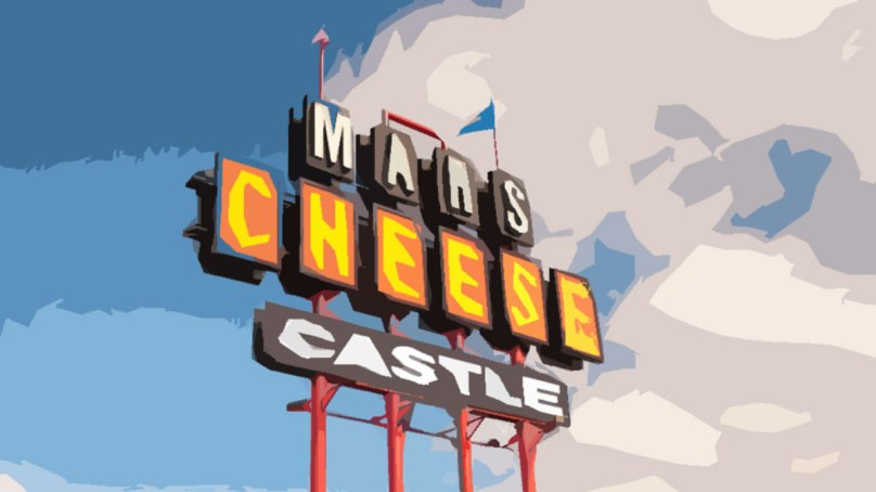 See America | Mars Cheese Castle