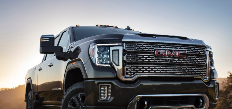 2021 GMC Trucks Feature New Towing Tech