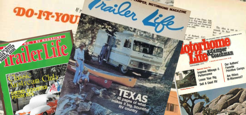 MotorHome and TrailerLife Mags to End, Replaced by New Platform