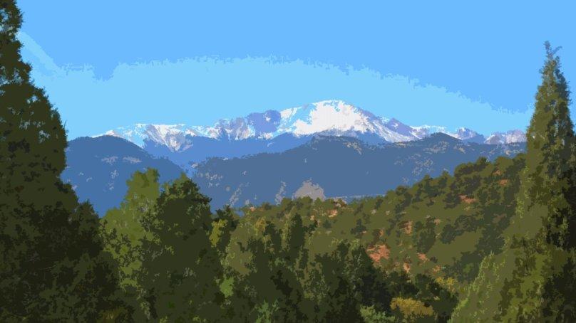 See America | Pikes Peak