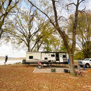 Episode 171 | Ozarks, Midwest Mountains & RV Holiday Gifts