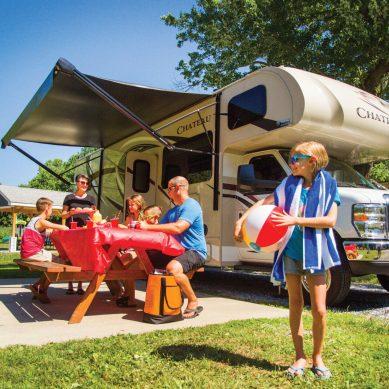 KOA Campers Set Record Numbers Memorial Day Weekend