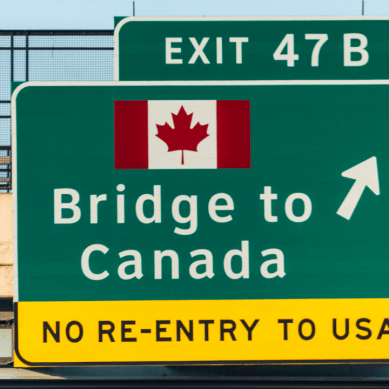 Canada to Open Border to Fully Vaccinated U.S. Citizens Next Month