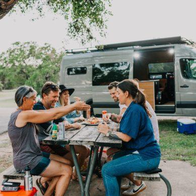 Outdoorsy teams up with Martha Stewart & Marley Spoon