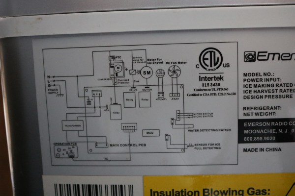 Ice Maker Wiring Diagram - Year of Clean Water on
