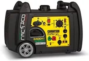 Champion 3400 Dual Fuel Generator