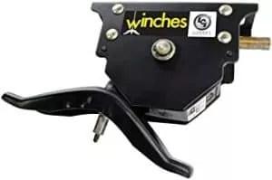 Lippert RV Spare Tire Winch