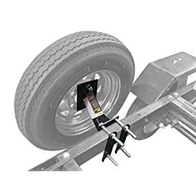 MAXXHAUL 70214 Trailer Spare Tire Carrier