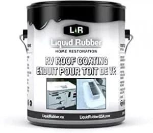 L&R Liquid Rubber RV Roof Coating