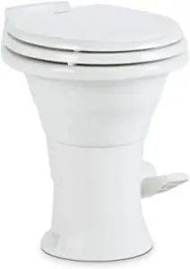 RV Toilet Replacement