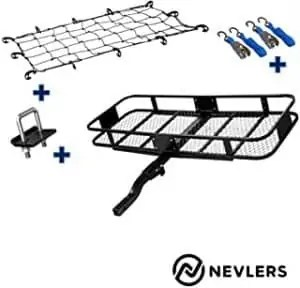 Nevlers Hitch Mount Cargo Carrier