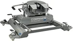 B&W RVK3670 Companion OEM Slider 5th Wheel for RAM Puck System - 20,000 GTW