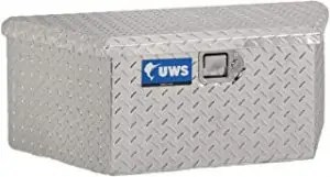 UWS trailer tongue tool boxes