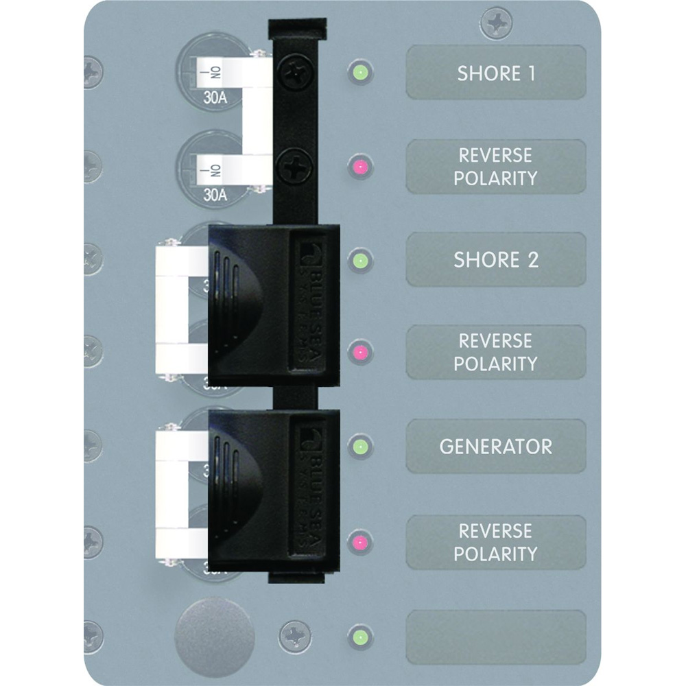 Circuits Blue Sea 4126 Ac Aseries Circuit Breaker Lockout Slide