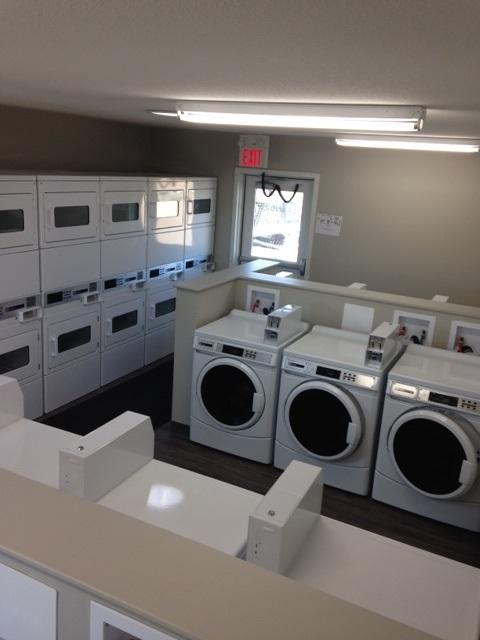 Laundry at Rendez Vous RV Park & Storage