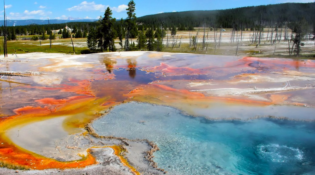 Norris Geyser Basin Archives - RV Places To Go