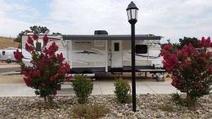 RV Rental at Wine Country RV Resort