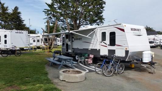 RV Rental Pismo Coast Village