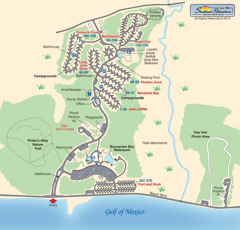 Gulf State Park Address
