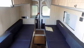 22′ Solar RV Sleeps 4 (Seats 7) Easy to Park! Lazy Daze