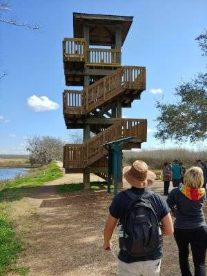 Observation Tower at Brazos Bend State Park