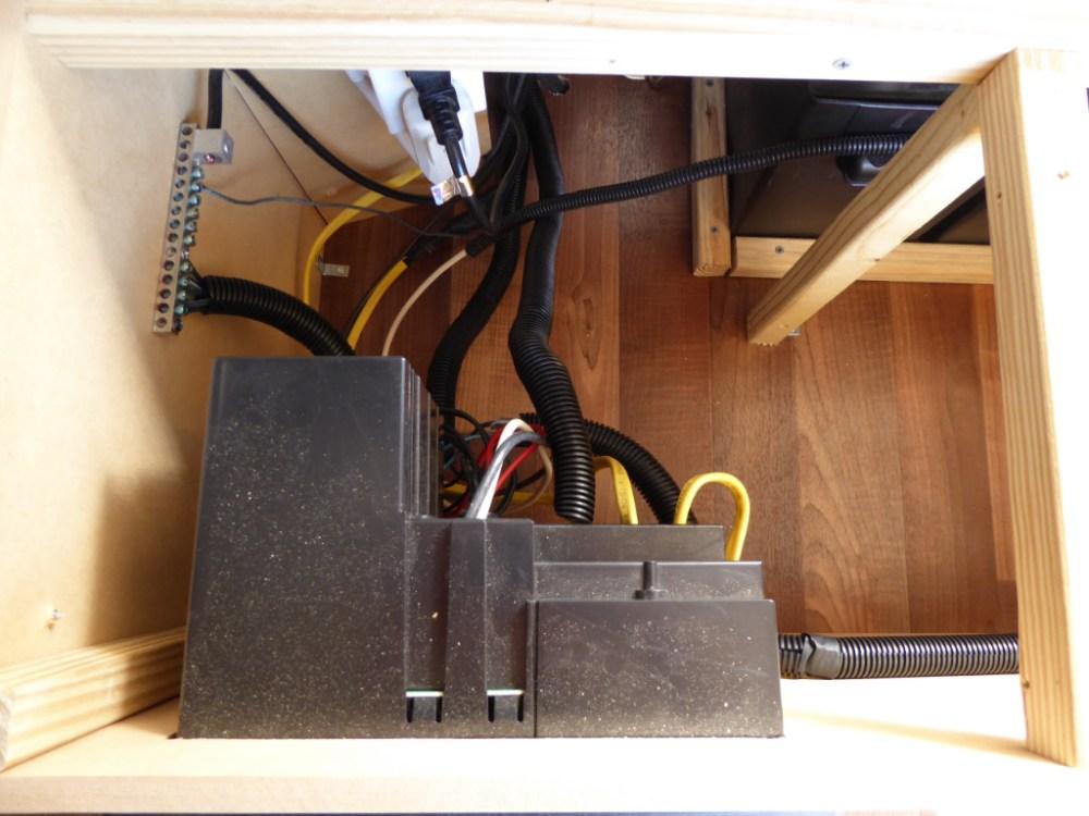 medium resolution of campervan electrical