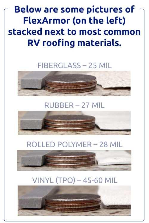 flexarmor rv roof