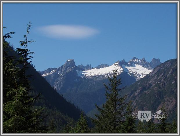 Picket Range, North Cascade National Park