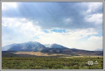 Mountain View Near Lee Vining