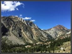 Dramatic Rocky Mountains