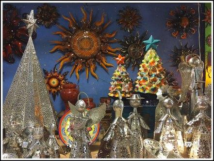 Angles and Christmas Trees