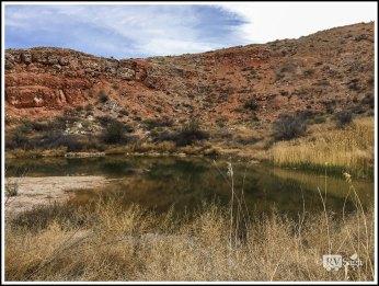 A Water-filled Sinkhole