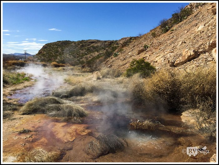 Hot Springs at Radium Springs