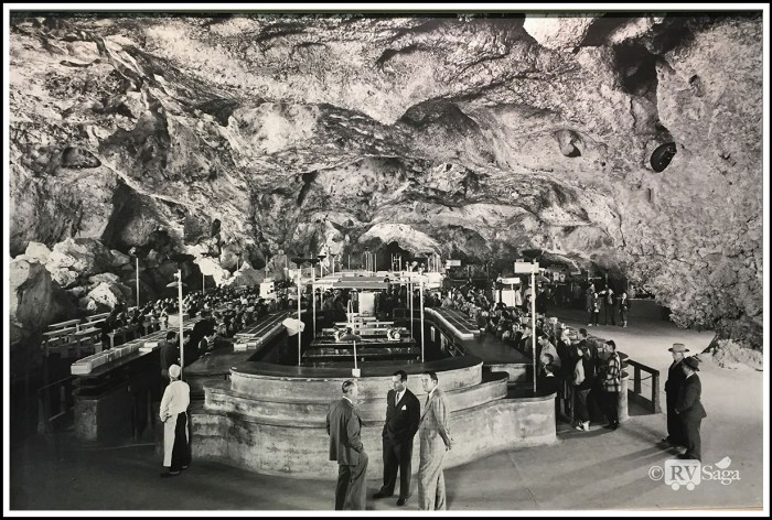 Carlsbad Cavern Lunch Room, c. 1952