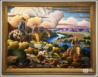 Cattle Kings of the Pecos: Blazing the Trail. By Kim Wiggins
